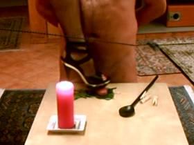 extreme schwanz folter