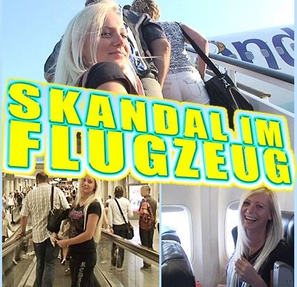 Flugzeug Fick Skandal